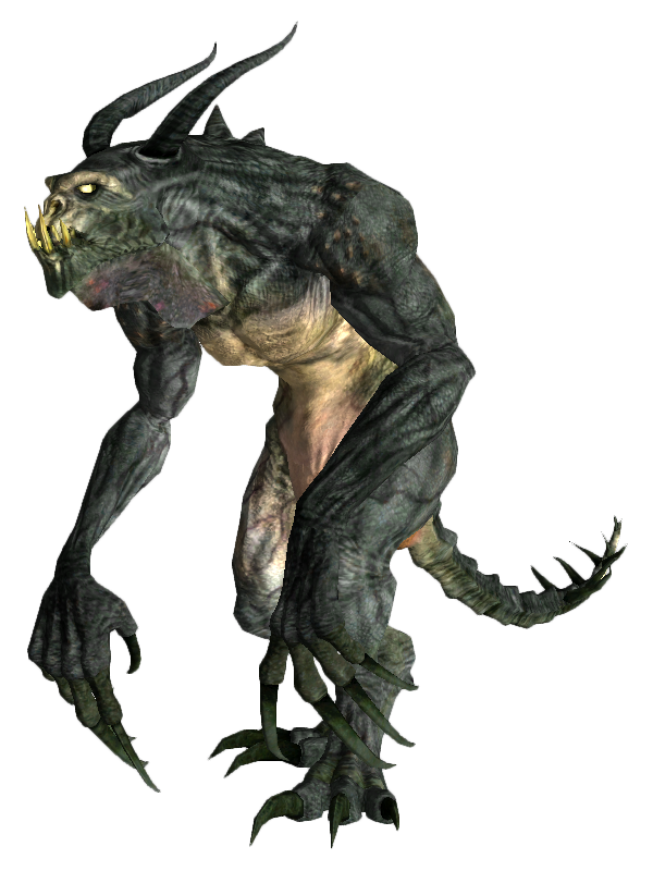 Legendary Deathclaw 676: United under two ...