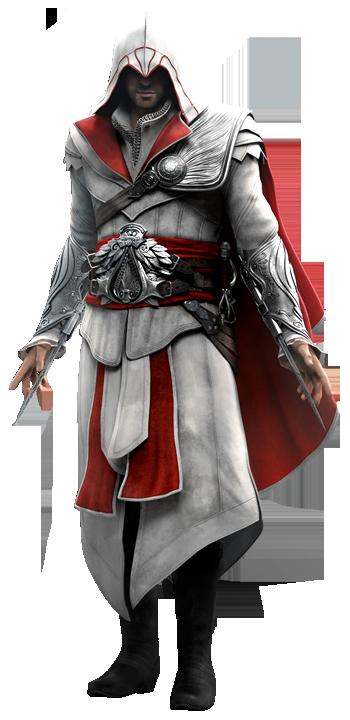 O hai, Assassin Master Ezio Auditore da Firenze!