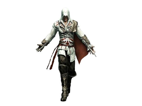 O hai, Rookie Assassin Ezio Auditore da Firenze!