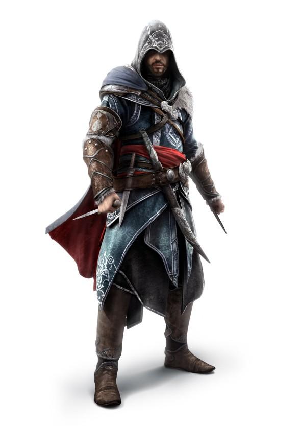 O hai, Assassin Mentor Ezio Auditore da Firenze!