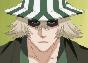 How does he- oh yeah! O hai, Kisuke!