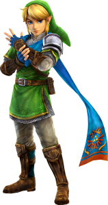 O hai, Link! (And that is an awesome scarf, yo.)