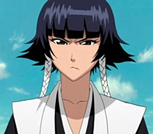 O hai, Suì-Fēng! (Or Soi-Fon, depending on the translation.)