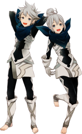 1542: Corrin's Reunion with her Sister – Oneshot (WARNING