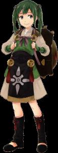 O hai, Midori!