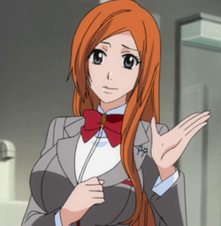 BOOBS- I mean, Orihime.